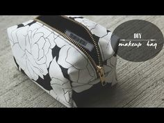 A simple boxy bag – video – Sew Modern Bags