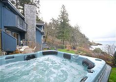 Victoria, British Columbia Canada - Parry Bay Ocean Retreat | BC Furnished Accommodation http://www.bcfurnishedaccommodation.com