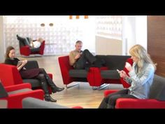 KI Introduces MyWay: Adaptive Lounge Seating that Anticipates Your Every Move.