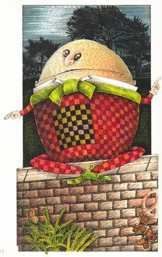Gorgeous and Rare Illustrations for Alice in Wonderland by John Vernon Lord | Brain Pickings