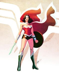 Wonder Woman by Ron Salas for Sketch Dailies << Gorgeous!