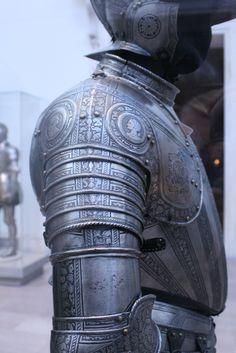 Infantry armor, Italy 1571.