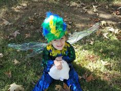 Toothfairy costume, Rise of the Guardians