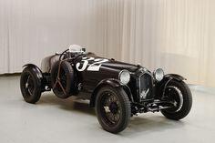 1932 Alfa Romeo 8c Monza By Pur Sang - Hyman Ltd. Classic Cars
