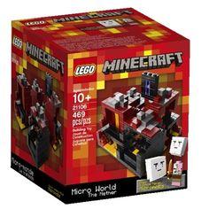 Lego - Minecraft - 21106 - Micro Monde - Le Nether Minecraft http://www.amazon.fr/dp/B00EJOCB4G/ref=cm_sw_r_pi_dp_XmGavb12K4XD2