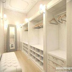 Master closet remodel house 25 Ideas for 2019 Walk In Closet Design, Closet Designs, Master Closet Design, Master Suite, Closet Built Ins, Walking Closet, Master Bedroom Closet, Diy Bedroom, Trendy Bedroom