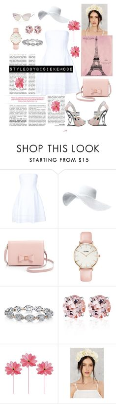 """Untitled #155"" by bisiekemode on Polyvore featuring Acne Studios, Vs2R, Dsquared2, Ted Baker, CLUSE, Harry Kotlar, Belk & Co., Rock 'N Rose and Vintage Print Gallery"