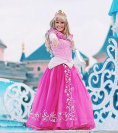 Disney Girls, Disney Love, Disney Magic, Walt Disney, Disneyland Princess, Disneyland Paris, Parade 2016, Disney Face Characters, Princess Aurora