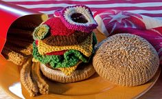 """The Calorie-free """"Knitted Taste of Lenox"""" (by Bonnie, Co-Owner of Colorful Stitches and first-time blogger) 