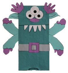 Here is another Halloween craft from our selection which was such a hit last year. Get your little ones to put on a monster puppet show at the end of it! Monster Puppets Overview: A fun cutting and…