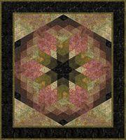 FREE pattern: Facets by Jinny Beyer (RJR Fabrics)