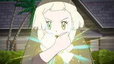 Lillie and Snowy want to become stronger, so Hala encourages them to try using a Z-Move with their new Z-Ring. But perfecting a Z-Move isn't as easy as it looks! Will Lillie and Snowy be able to master this move together? Pokemon Gif, Pokemon Human Form, Pokemon Movies, Pokemon Eevee, All Pokemon, Pokemon Team Leaders, Z Moves, Cute Pokemon Pictures, Deadpool Wallpaper