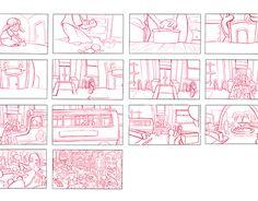 """Check out new work on my @Behance portfolio: """"Storyboards / Sequential Art by: Bradford Johansen"""" http://be.net/gallery/54295467/Storyboards-Sequential-Art-by-Bradford-Johansen"""