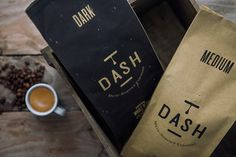 Dash Espresso on Packaging of the World - Creative Package Design Gallery