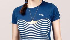 Collection de T-shirts créatifs par Luft und Liebe