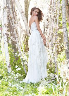 Bridal Gowns, Wedding Dresses by Jim Hjelm - Fall 2013 Collection - JLM Couture