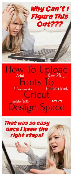 How To Upload Fonts To Design Space