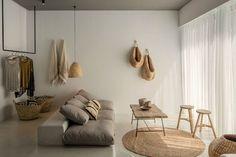 Casa Cook Rhodes (Adults Only), a Design Boutique Hotel Kolymbia, Greece Minimalist Interior, Minimalist Living, Minimalist Decor, Modern Minimalist, Interior Minimalista, Wabi Sabi, Casa Cook Hotel, Deco Design, Design Design