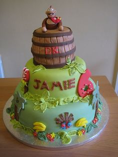 1000 Images About Donkey Kong Birthday Party Ideas