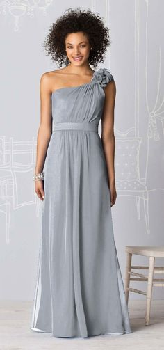 After Six Bridesmaid Dresses - Style 6611 - Chiffon | Weddington Way at Weddington Way ~ Bridesmaid Dress Shopping Made Simple and Social, $230
