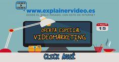 #SEOenVideos #VideoMarketing #PosicionamientoenYoutube Quieres conocer todas estas técnicas de Marketing Digital. Entra a nuestro Blog sobre Video Marketing.Y ahora por tiempo limitado puedes aprovechar una oferta especial de videos para empresas que tenemos.