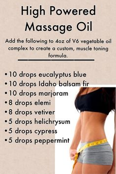 120 Best Essential Oils Massage Images On Pinterest Essential Oil