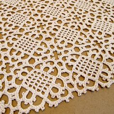 Ravelry: Project Gallery for Venetian Square pattern by Needlecraft Publishing Co.
