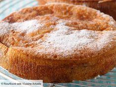 Panique à bord : plus un gramme de levure dans vos placards ! Et tous vos projets de bons gâteaux tout moelleux s'envolent. A moins que... On vous donne... Banana Bread, Muffin, Gluten, Candy, Breakfast, Desserts, Food, Grands Parents, Galette