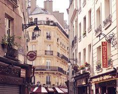 Rue St Séverin, Paris V