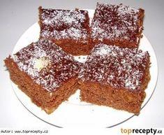Báječný perník Krispie Treats, Rice Krispies, Desert Recipes, Cheesecake, Cooking, Food, Sheet Music, Kitchen, Cheesecakes