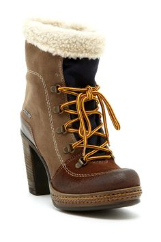 this #Mumma needs these New Beginning Charles Platform Bootie by Diesel on @nordstrom_rack