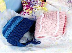 Crochet! -- Talking crochet ...Baby Hats