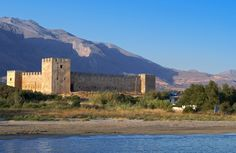 Φραγκοκάστελο - Χανιά, Κρήτη - ξενοδοχεία, ενοικιαζόμενα και πληροφορίες