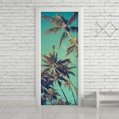Adesivo de porta praia - StickDecor | Decoração Criativa