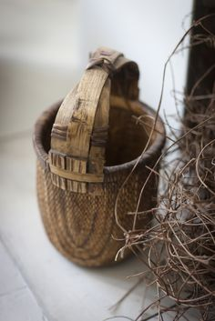 Chinese rice basket