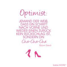 Wir tanzen Cha-Cha-Cha :-)