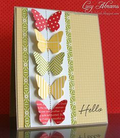 Hello by Lucy Abrams, via Flickr