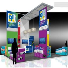 If your needs require a custom designed and built trade show booth and trade show displays, EXHIBITMAX is the best exhibit rental company! Exhibition Booth Design, Exhibit Design, Trade Show Booth Design, Art For Sale Online, Modular Design, Preschool Crafts, Custom Design, Display, Amazon