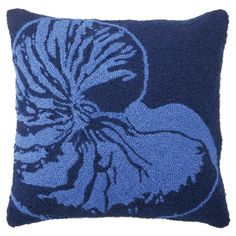 I pinned this Nautilus Pillow from the Colorful Comforts event at Joss and Main! $27