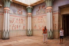 Inside Queen's Cleopatra palace by VV06, via Flickr