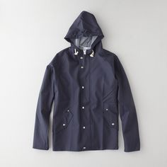 Norse Projects Classic Elka Rain Jacke