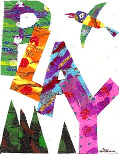 Play by Eric Carle