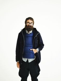 I shall dress like this everyday if I become a professor. I may do it anyway.