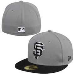 84ff7c53 San Francisco Giants Hats, Giants Caps, Beanie, Snapbacks. San Francisco  Giants New Era 2-Tone Storm 59FIFTY Fitted ...