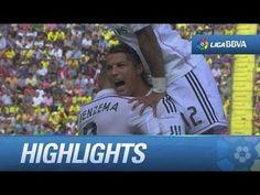 Resumen de Villarreal CF vs Real Madrid 2 3 Villarreal Cf, Real Madrid, Football, Baseball Cards, Music, Youtube, Summary, Soccer, Musica