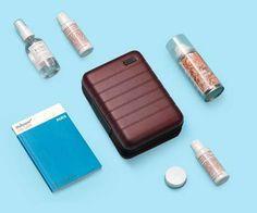 Luggage Brand Beauty Sets : the beauty set