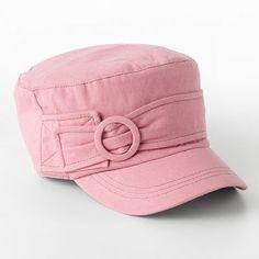 b44570fb1d Buckle Cadet Hat in Dusty Mauve  lt 3 Perfect Pink