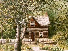 Log+House+Upper+Canada+Village