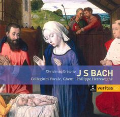 Philippe Herreweghe - Bach: Christmas Oratorio