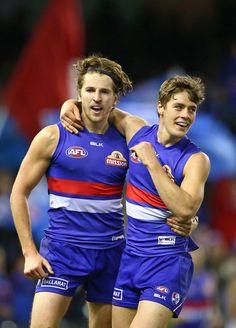 marcus bontempelli and josh dunkley #AFL